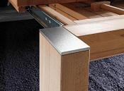 edelstahlplatte auf ma metallteile verbinden. Black Bedroom Furniture Sets. Home Design Ideas