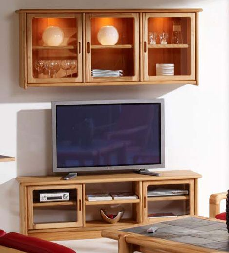 tv m bel buche. Black Bedroom Furniture Sets. Home Design Ideas