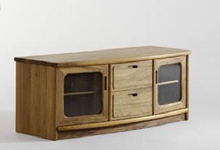 tv m bel teak. Black Bedroom Furniture Sets. Home Design Ideas