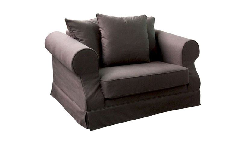 hussensofa modell elena pillowback dam 2000 ltd co kg. Black Bedroom Furniture Sets. Home Design Ideas