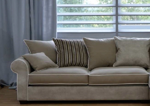 Ecksofa landhausstil  Sofa Montreal, Landhaus - DAM 2000 Ltd. & Co KG